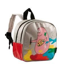 bureau barbapapa petit sac à dos barbapapa peinture petit jour