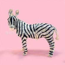 zebra ornaments promotion shop for promotional zebra ornaments on