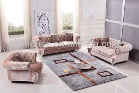 Latest Sofa Designs 2017 Italian Design Classic Livingroom Furnitre Fabric Sofa Al192