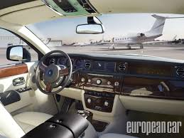 rolls royce concept interior rolls royce announces the phantom extended wheelbase european