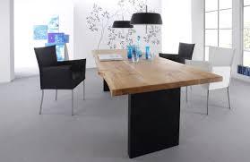 Moderner Esstisch Holz Stahl Esstisch Holz Mit Metallbeinen U2013 Kartagina Info