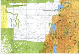 Wydot Map 100 Map Of Rwanda Map Of Tanzania Rwanda U0026 Burundi