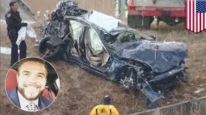 facebook live car crash maserati salesman livestreams 111 mph