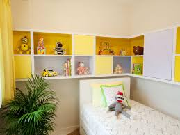 Ages   Keep It Simple Modern Kids Bedroom With Modular Yellow - Contemporary kids bedroom furniture