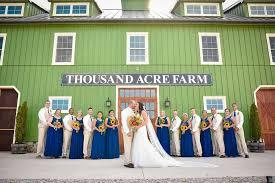Wedding Venues In Delaware Thousand Acre Farm Rustic Waterfront Barn Wedding Venue Port