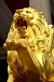 gold lion statues de 23 bästa photo reference lion statues bilderna på