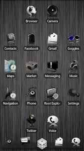 black apk black adw theme apk for android