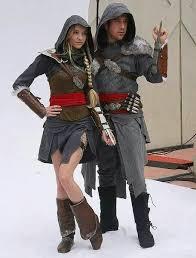 Assassin Halloween Costumes 67 Couple Halloween Costumes Images Ninjas