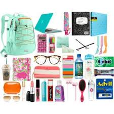 best 25 school backpack essentials ideas on backpack