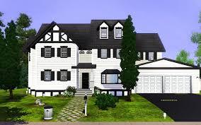 4 level split house white wood house crowdbuild for