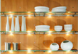 tempered glass shelves for kitchen cabinets glass shelves kitchen fab glass and mirror