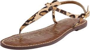 amazon com sam edelman women u0027s gigi thong sandal flip flops