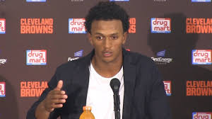 Cleveland Browns Rug Deshone Kizer Confident In His Big Arm After Browns Win Youtube