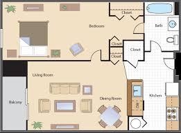housing floor plans potomac woods one two bedroom senior apartments