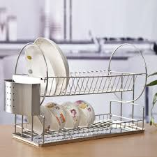 Kitchen Rack Design by Furniture Home Kitchen Design With Dish Drying Rack And Dish
