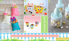easter table favors easy easter party crafts decorations to favors unique