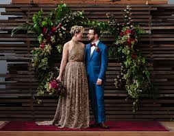 wedding backdrop melbourne warehouse nouba au