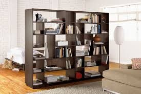 Bookcases As Room Dividers Awesome Bookcase Room Divider Design 31 Freestanding Shelving