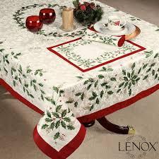 lenox table linens