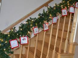 Banister Decorations Stairs Design Christmas Decorations For Stairs Christmas