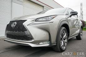 lexus atomic silver 2015 lexus atomic silver nx200t paint correction scratch removal
