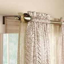 innovative ideas double curtains peaceful design best 25 on