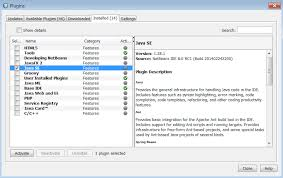 tutorialspoint netbeans using oracle java se embedded support in netbeans ide