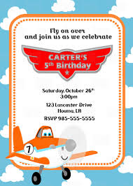 5th birthday party invitation printable planes birthday party invitation plus free blank