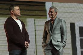 downsizing movie paramount first looks payne s downsizing and bay s transformers