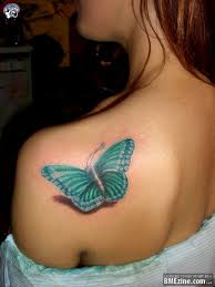 Cool Butterfly Tattoo Designs For Women Picture 8