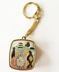 Music Box Keychain Japan Music Box Ebay