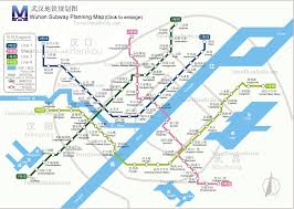 Shenzhen Metro Map by China Mapa Metro