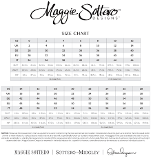 size chart for wedding dresses size chart wedding dresses maggie sottero by jimmy s bridal