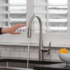danze pull out kitchen faucet from costco handsfree facuet with light 239 99 efoodie hands