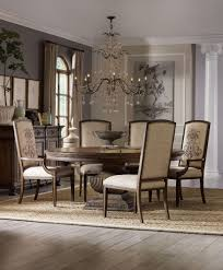 dining room antique style patterned round dining table sets with