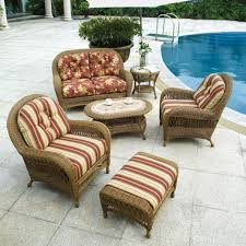 Patio Chair Cushions Sunbrella Warmth Outdoor Wicker Furniture Cushions Bistrodre Porch And