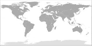 Blank Map Of The Continents by A Map Showing That The Continents Form A Chicken 489 361 Mapporn