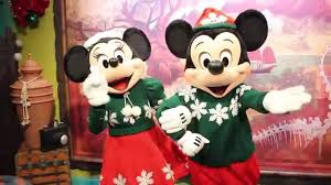 mickey mouse minnie mouse merry christmas disney u0027s