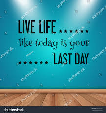 inspirational quote wall decal stock vector 588736544 shutterstock