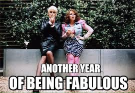 Ab Fab Meme - pin by rona b on birthday time pinterest absolutely fabulous
