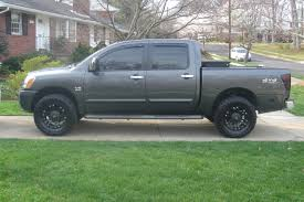 nissan armada leveling kit calling greg and 4x4 level lifted titans nissan titan forum