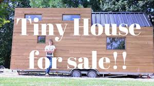 tiny house for sale in belgium youtube