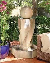 modern water feature modern outdoor fountains shop outdoor art pros