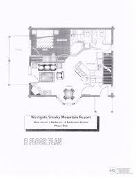 westgate smoky mountain resort floor plans u2013 meze blog