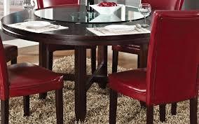 Round Dining Table Oak Hartford Dark Oak 62