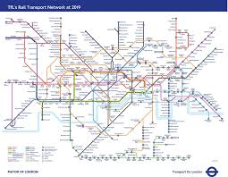 Greenwich England Map by Elizabeth Line Here U0027s How The London Tube Map Will Look In 2019