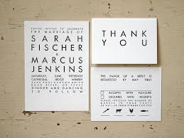wedding invitations simple simple letterpress wedding invitation wedding decorate ideas