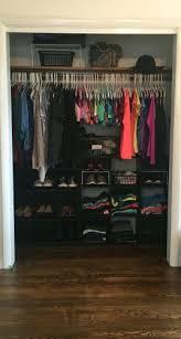 Cloth Closet Doors Closet Clothes Closet Ideas Closet Storage Storage Solutions 4