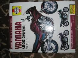 yamaha xj 900 diversion manual as new in castlereagh belfast