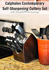 self sharpening kitchen knives best 25 contemporary knife sets ideas on